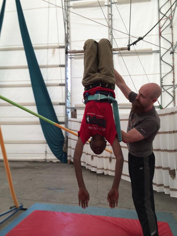 Galmo Trapeze 1